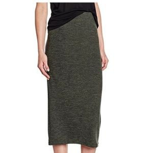 French Connection Sweater Maxi Skirt